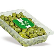 "Grüne Oliven ""Olive verdi giganti"""