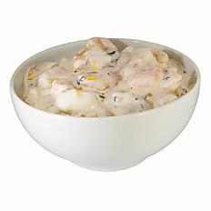 Shrimpssalat mit NORI-Flocken