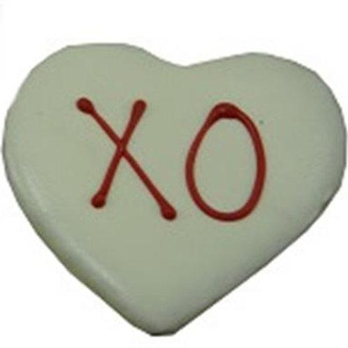 XO Heart Cookie