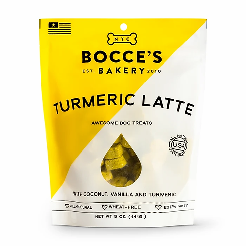Turmeric Latte Biscuits