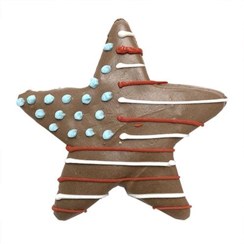 Patriotic Star Cookie