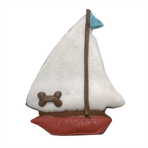 Sailboat Cookie