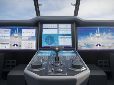 PASSARO Cockpit