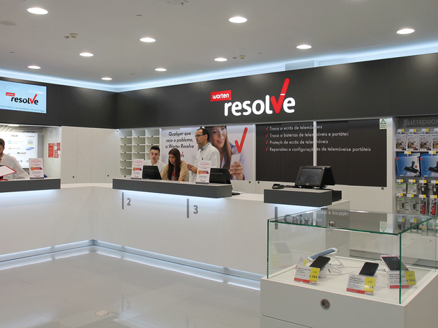 Resolve / Mobile