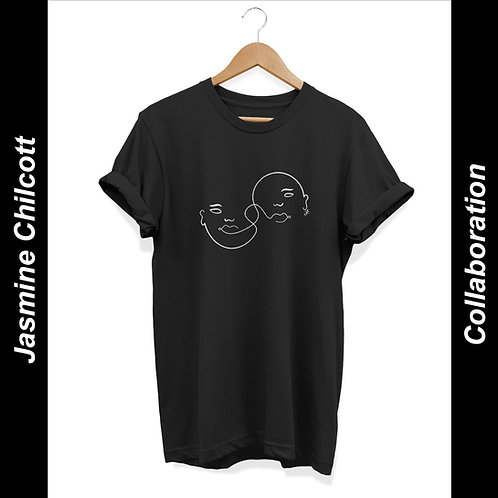 'The Promise' by Jasmine - Unisex T-Shirt Black