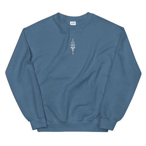 'The Real Blue' - Unisex Sweatshirt