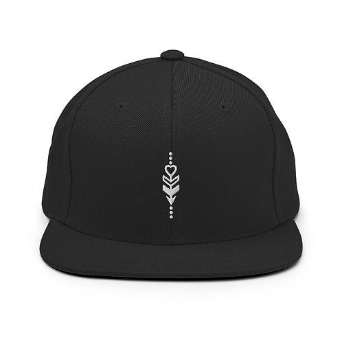 Heart Symbol - Snapback Cap