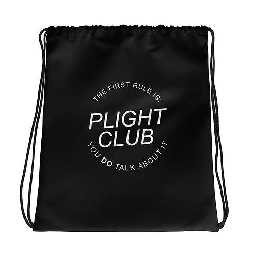 Plight Club - Drawstring bag