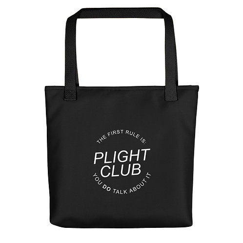 Plight Club - Tote bag