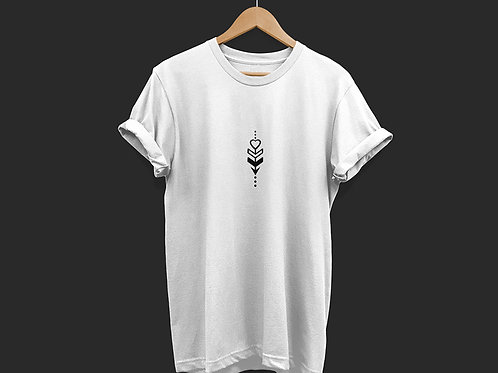 Heart - Unisex T-Shirt White