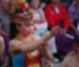 bali tradition danseuse kecak temple Uluwatu