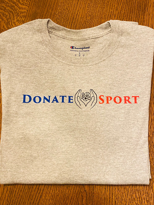Champion Jersey Long Sleeve - Donate Sport - Size Medium