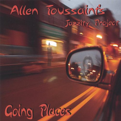 Allen Toussaint Jazzity CD