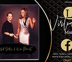 Kim & Bill virtual concert new flyer rev