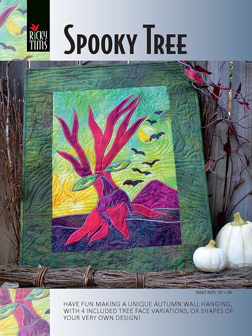 Spooky Tree Pattern