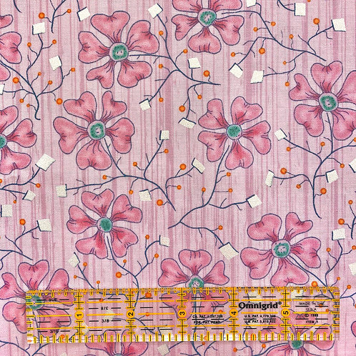 Lizzy Albright Fun Flowers Pink