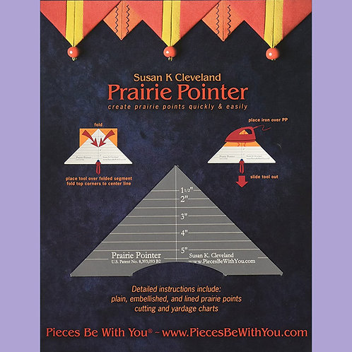 Prairie Pointer Tool by Susan Cleveland
