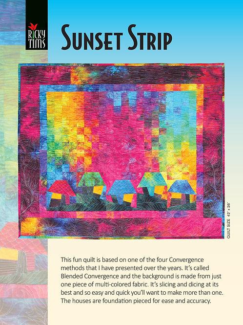 Sunset Strip Pattern