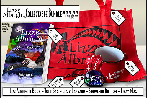 Lizzy Albright Collectable Bundle