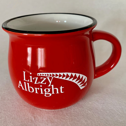 Lizzy Albright Collectible Mug