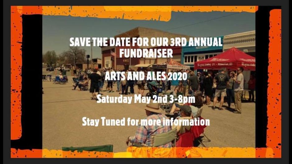 Arts & Ales 2020