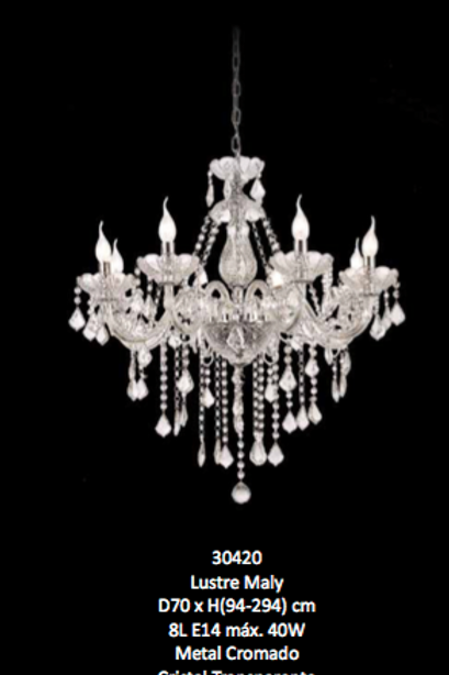 Lustre Maly 30420