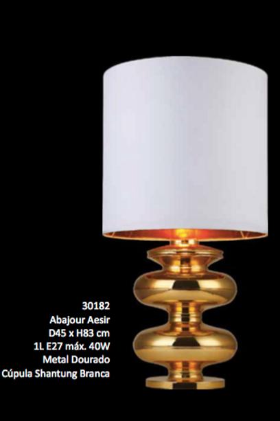 Abajur Aesir 30182