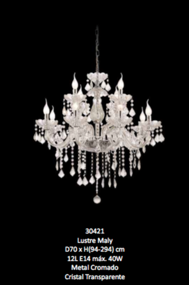 Lustre Maly 30421
