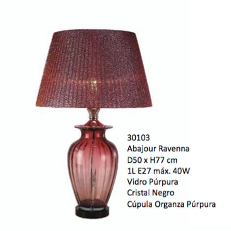 Abajur Ravenna 30103
