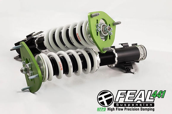Feal Coilovers, 08-14 WRX, GH
