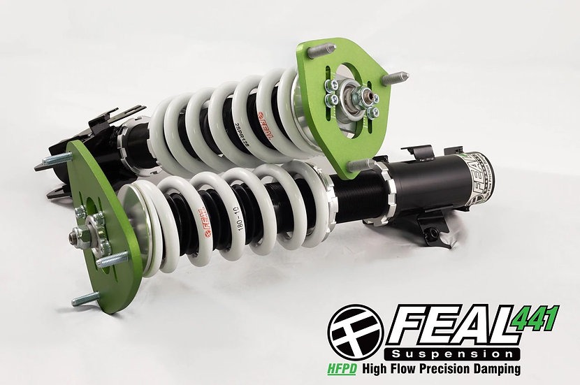 Feal Coilovers, 91-01 Prelude