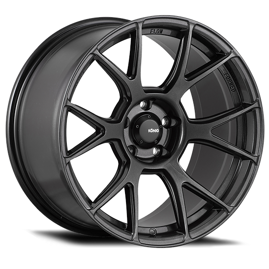 KONIG AMPLIFORM 19x8.5 5x114.3 ET30 DARK METALLIC GRAPHITE