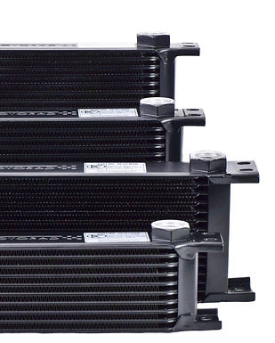 Universal Oil Cooler 10 row oil cooler (AN-10 ORB provisions)