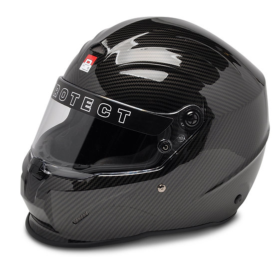 Pyrotect SA2020 Pro-Sport Full Face Duckbill Carbon