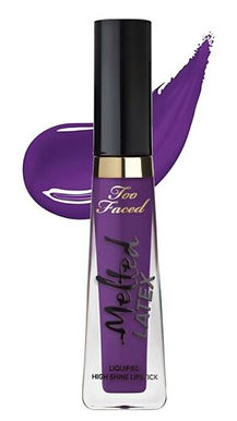 Too Faced Melted Latex Liquified High Shine Lipstick - Bye FeliciaApplication