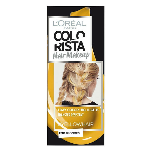 L'Oreal Colorista Hair Makeup Yellow Hair for Blondes 30ml