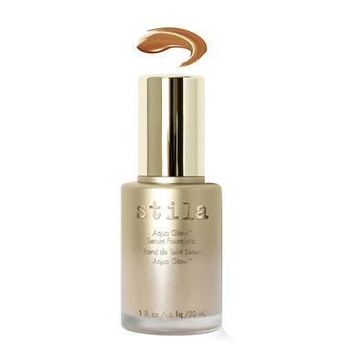 Stila Aqua Glow Serum Foundation 30ml -Deep