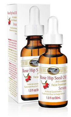 Sonoma Naturals Anit-Oxidant Rose Hip Seed Oil Facial Treatment Serum 30ml
