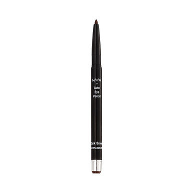 NYX Cosmetics Auto Eyeliner Pencil 0.22g - Dark Brown