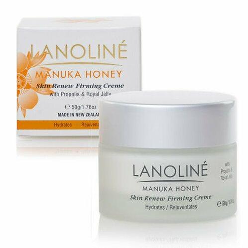 Lanoline Manuka Honey Skin Renew Firming Creme 50g