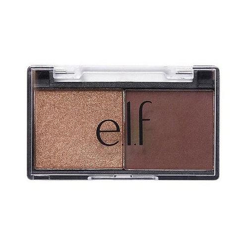 E.L.F Best Friend Eyeshadow Duo - Bestie Brown 3g