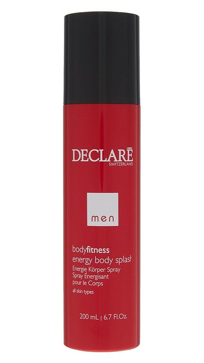 Declare Body Fitness Energy Body Splash 200ml