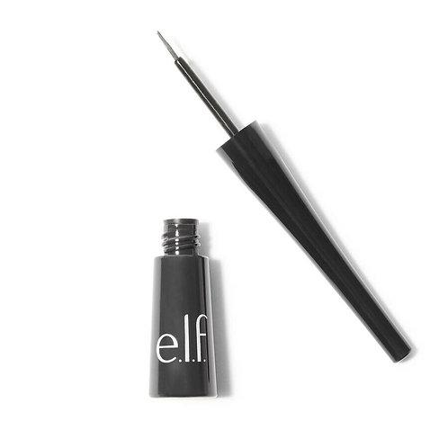 E.L.F Long Lasting Smudge Proof Expert Liquid Liner - Charcoal 4.2ml