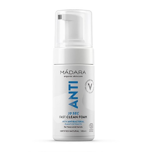 Madara ANTI 20sec Fast Clean Foam 100 ml