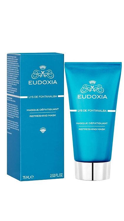 Eudoxia Lys De Fontanalba Masque défatiguant Refreshing Mask 75ml