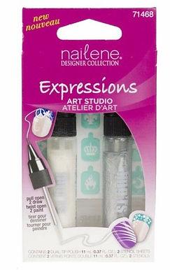 Nailene Designer Collection Expressions Nail Art Studio 71468