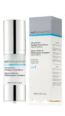 MD Formula P.H.D Lift and Firm Collagen Facial Serum 30ml