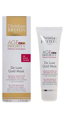 Christian Breton Age Priority Gold Cavier De Luxe Gold Mask 50ml