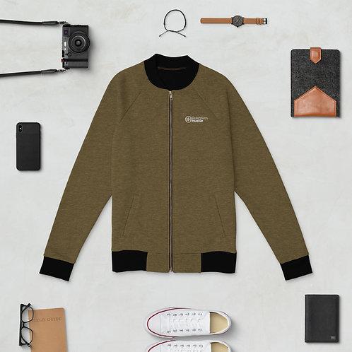 Hustle Bomber Jacket