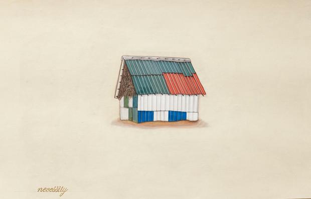 Necessity (9) - Floating Worlds - Gated Community